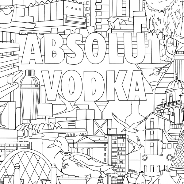 absolut art live